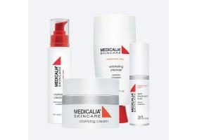 Линия косметики для проблемной кожи Medicalia Skincare MEDI-CLEAR