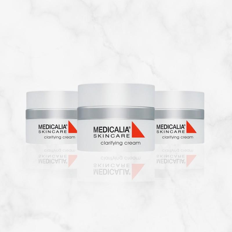 Крем для проблемной кожи Medicalia Clarifying Cream