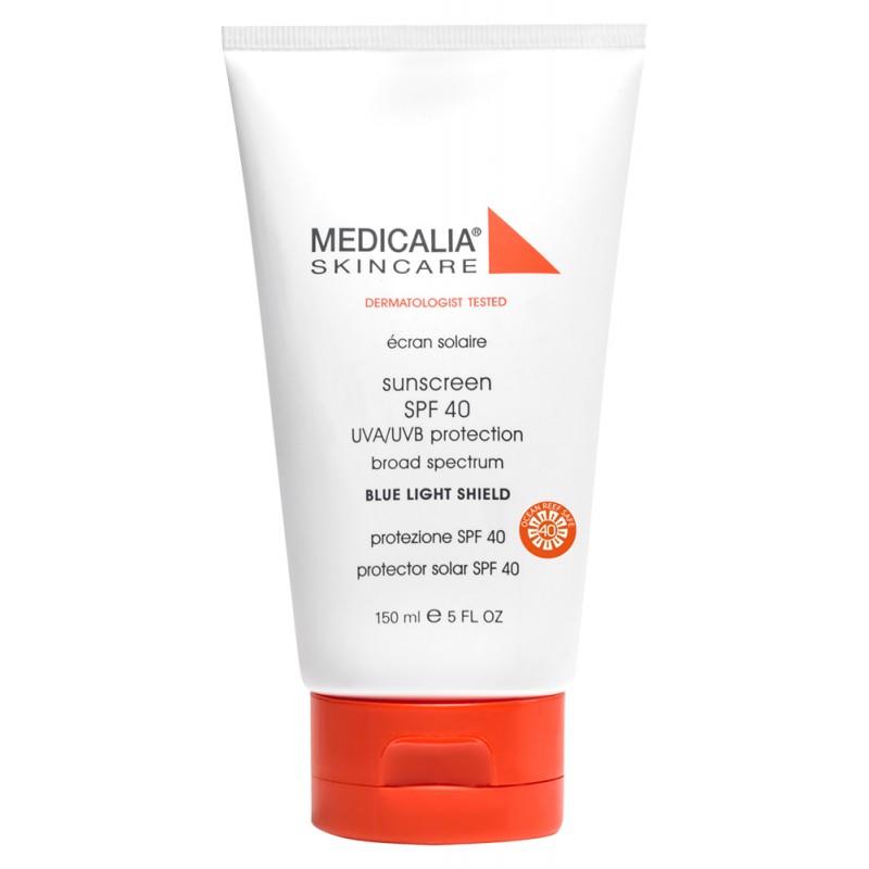 Солнцезащитная эмульсия Medicalia Sunscreen SPF 40 UVA/UVB Protection Broad Spectrum