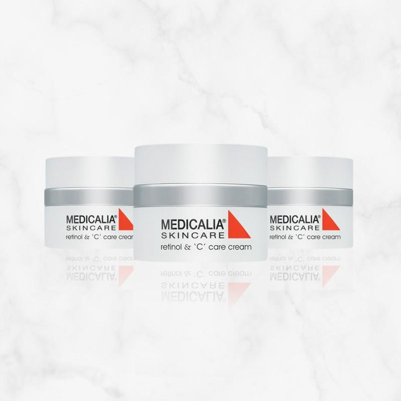 Крем Medicalia Retinol Care Cream с витаминами А и С