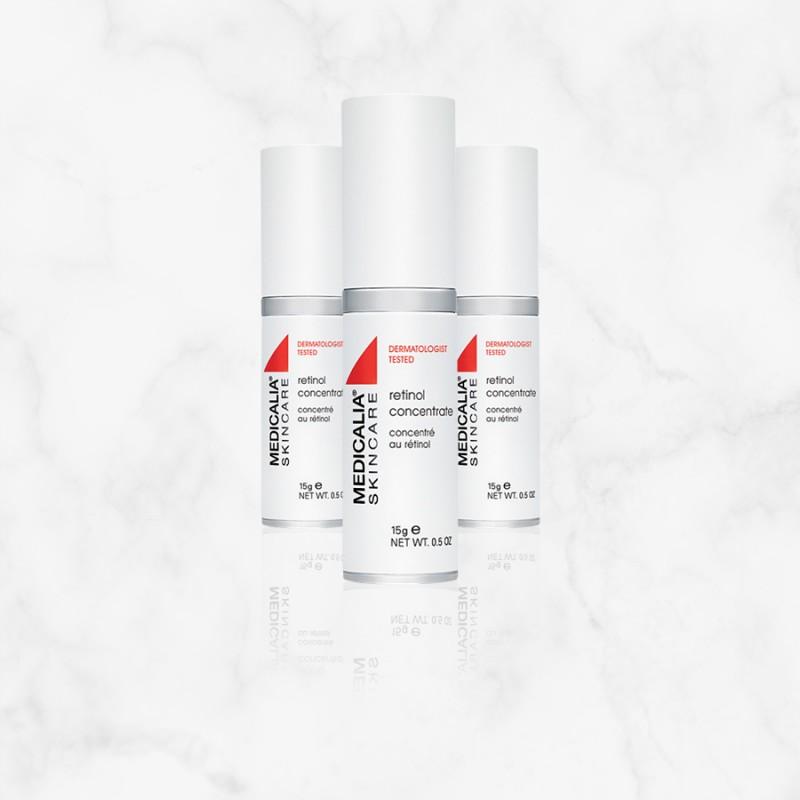 Сыворотка-концентрат Medicalia Retinol Concentrate с витамином А